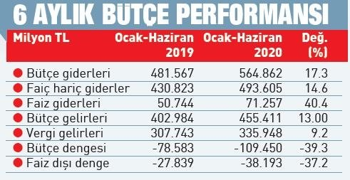 Verilerle Bütçe Performansı