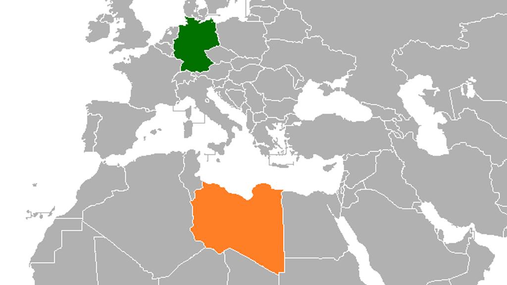 Almanya ve Libya