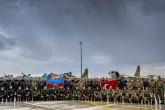 Türkiye ve Azerbaycan hava kuvvetleri ortak tatbikatı
