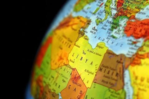Doğu Akdeniz, Kuzey Afrika