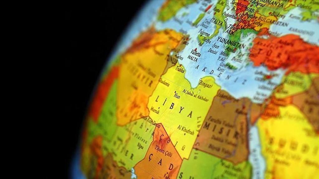 """Libya'da """"Yakın Markaj"""""""