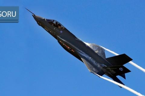 5 Soru: F-35 Programı ve Türkiye