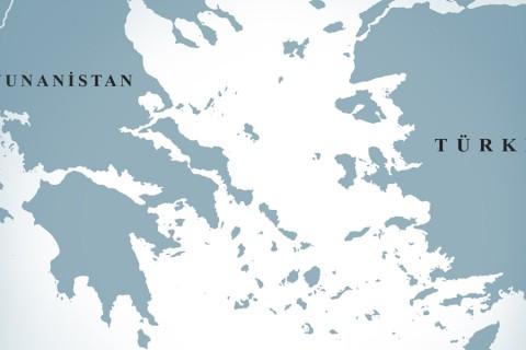 Analiz: Yunanistan'ın Adalara Dair Hukuksal Çelişkileri | Yunanistan-İtalya Deniz Sınırı Antlaşması Örneği