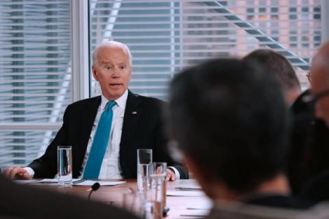 ABD'de Demokrat Parti'nin Donald Trump'a karşı çıkardığı aday Joe Biden'ın Aralık 2019'da New York Times (NYT) gazetesi yayın kuruluyla gerçekleştirdiği, Ocak 2020'de ise yayımlanan söyleşide Türk ve Türkiye karşıtlığı dikkat çekti.
