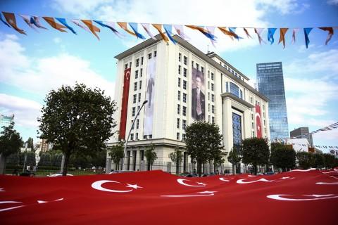 AK Parti Genel Merkezi, Ankara