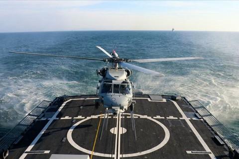 Doğu Akdeniz'de Türk Donanması