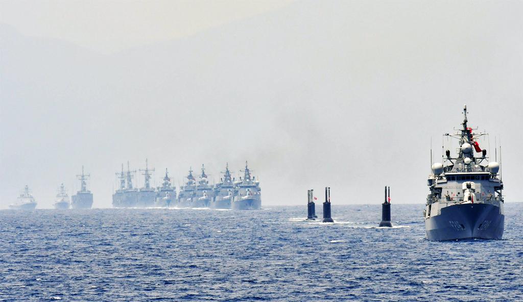 Karadeniz'de başarı, Doğu Akdeniz'de Gerilim