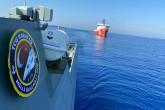 11 Eylül 2020 | Milli Savunma Bakanlığınca, Türk Deniz Kuvvetlerinin, Karadeniz ve Doğu Akdeniz'deki yetki alanlarında sismik araştırma ve sondaj faaliyetlerine devam eden gemilere refakat ve koruma görevine kararlılıkla devam ettiği bildirildi.