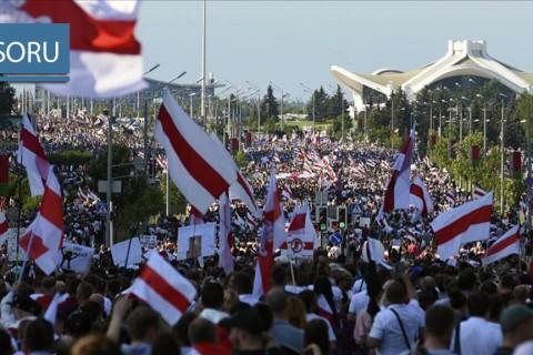 5 Soru: Belarus'taki Protestolar