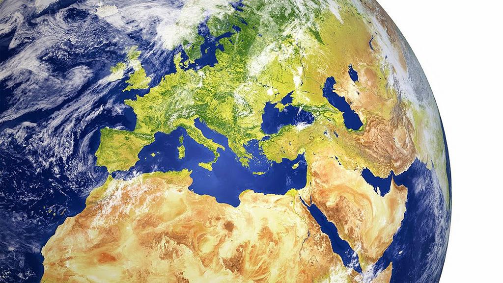Avrupa - Kuzey Afrika - Ortadoğu - Ege - Akdeniz