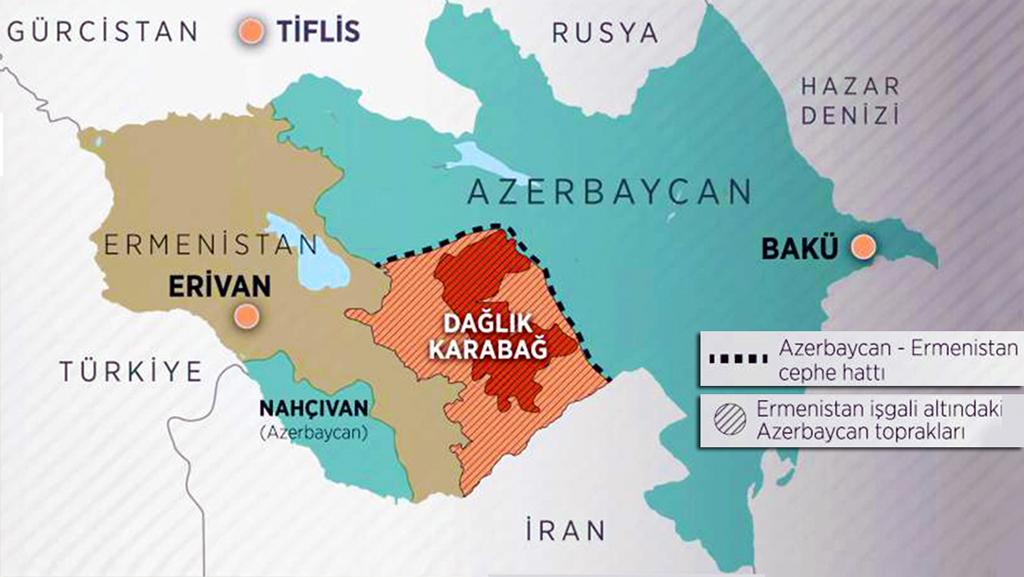 Dağlık Karabağ Sorunu