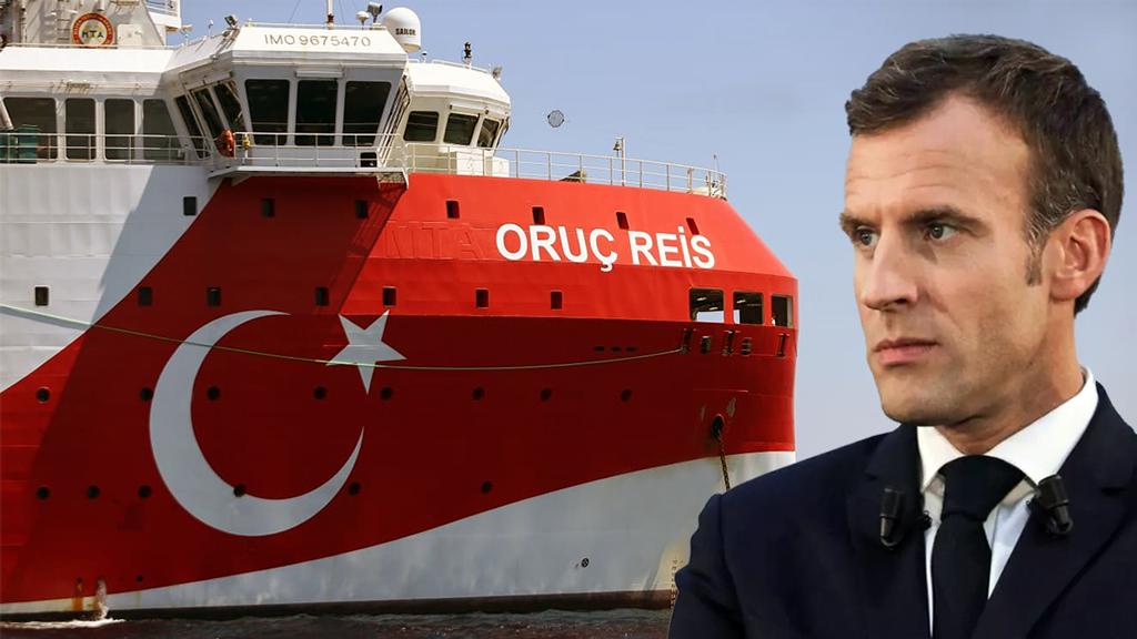 Türkiye'den Fransa'ya Ağır Darbe! Macron Saf Dışı Bırakıldı