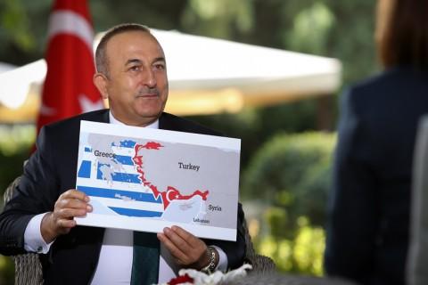 14 Eylül 2020 | Dışişleri Bakanı Mevlüt Çavuşoğlu, NTV televizyonunun yayınına katılarak, gündeme ilişkin değerlendirmelerde bulundu.