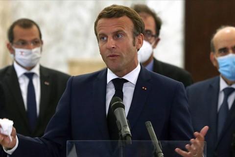 Fransa Cumhurbaşkanı Emmanuel Macron