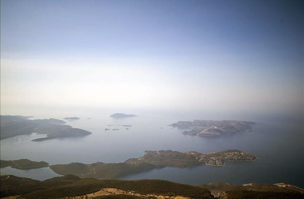 Meis adası ve çevresi