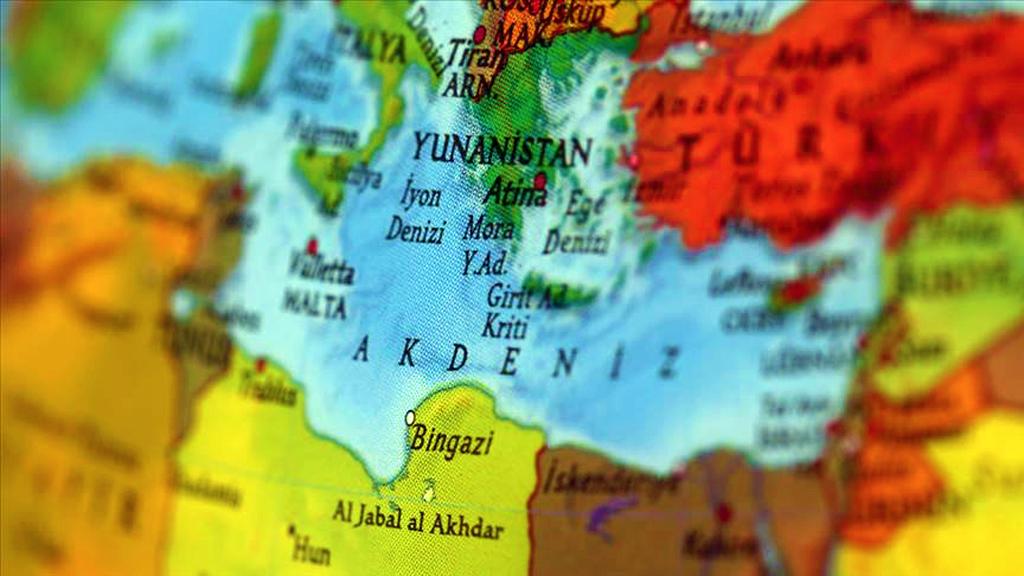 Doğu Akdeniz - Yunanistan