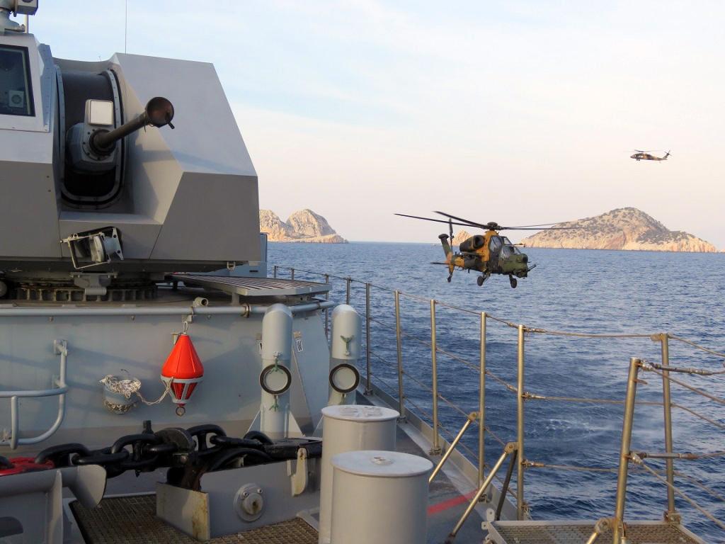Fotoğraf: Türk Deniz Kuvvetleri Komutanlığı