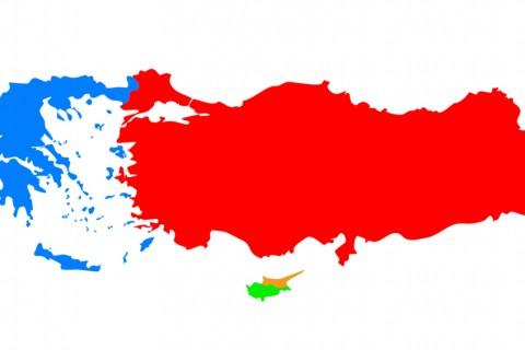 Türkiye - Kıbrıs - Yunanistan