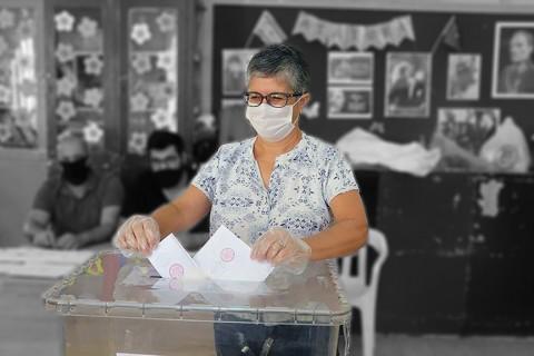 Odak: 2020 KKTC Cumhurbaşkanlığı İlk Tur Seçim Sonuçları