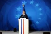 2 Ekim 2020, Brüksel | Avrupa Birliği (AB) ülkelerinin liderleri, başta Doğu Akdeniz'deki durum ve Türkiye ile ilişkiler ile Belarus konularının görüşüldüğü AB zirve toplantısı birinci günü sona erdi. Zirve sonrası Fransa Cumhurbaşkanı Emmanuel Macron basın toplantısı düzenledi.