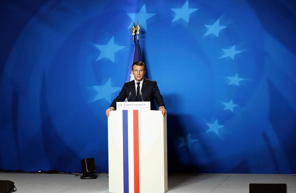 AB zirvesi ve Macron'un Yeni Zırvaları