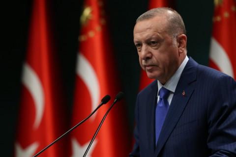 Türkiye Cumhurbaşkanı Recep Tayyip Erdoğan (Foto: AA)