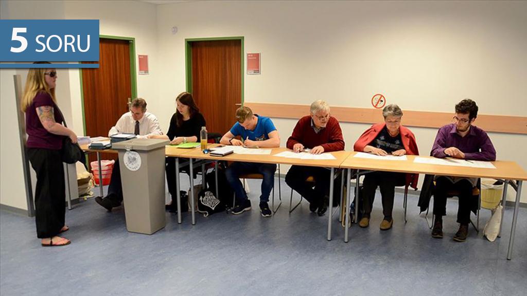 5 Soru: Viyana Eyalet ve Belediye Meclisi Seçimleri