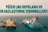 İnfografik: Yüzer LNG Depolama ve Yeniden Gazlaştırma Terminalleri (FSRU)