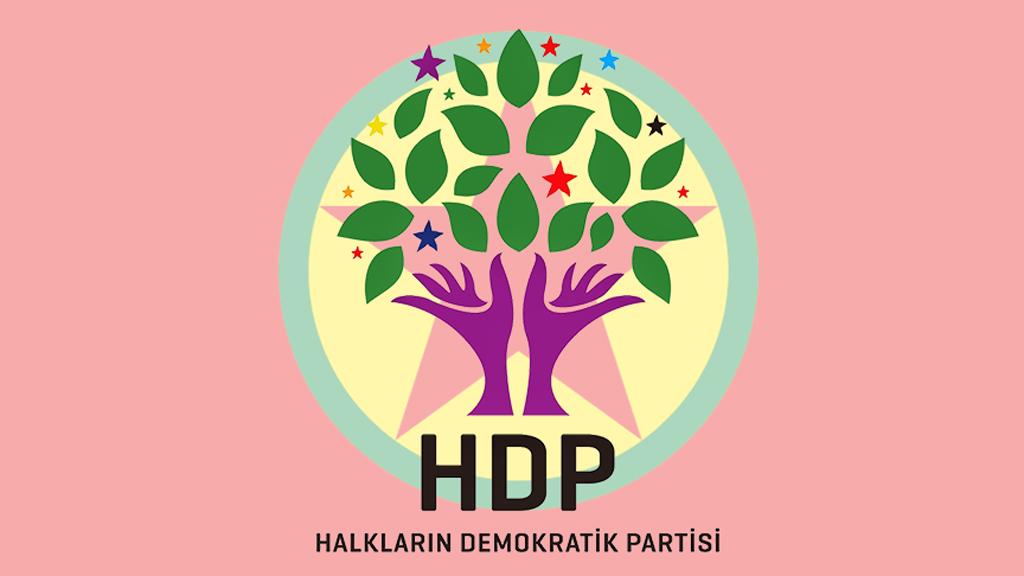 HDP-PKK Bayrağı