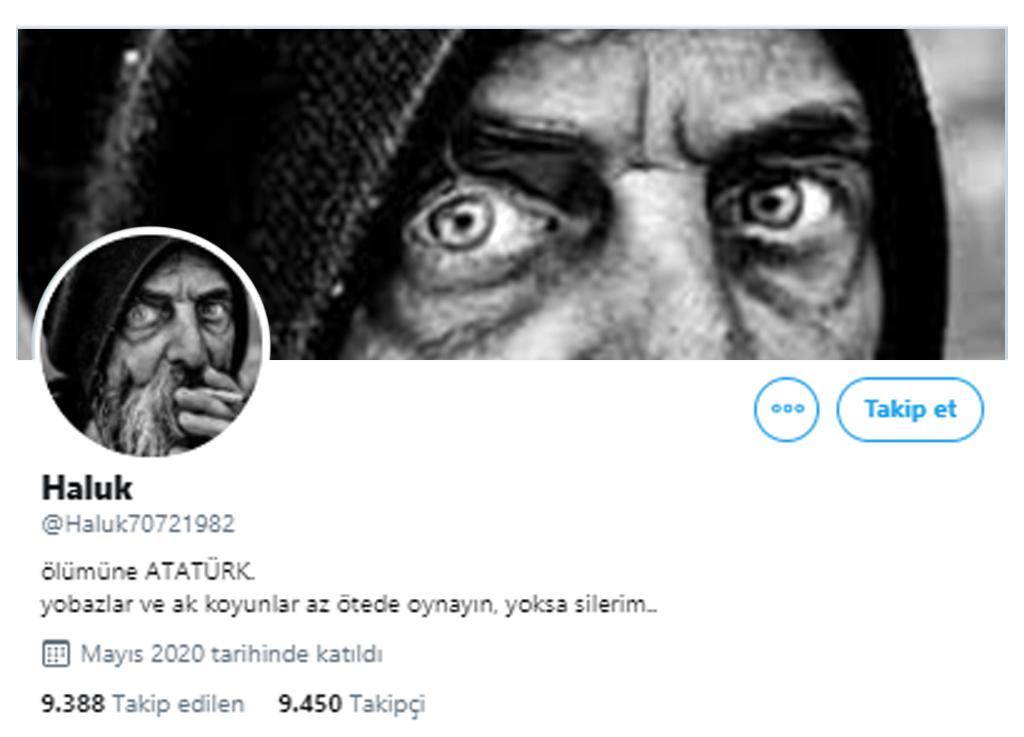 @haluk70721982 Twitter fake profili