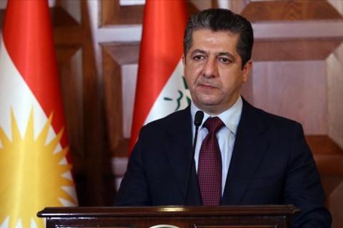 """9 Ekim 2020   Irak Kürt Bölgesel Yönetimi (IKBY) Başbakanı Mesrur Barzani, """"Bağdat ve Erbil, Sincar'da güvenlik, yönetim ve hizmet sunumu ile ilgili tüm sorunları anlaşma şartları altında çözmek için birlikte çalışmak üzere anlaştı."""" dedi."""