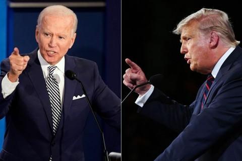 Joe Biden & Donald Trump