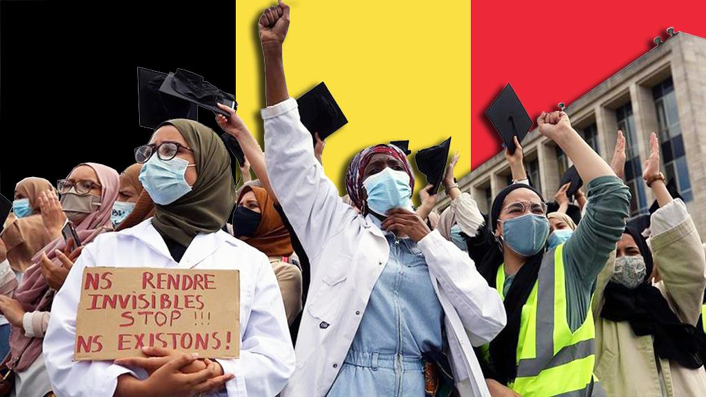 Odak: Belçika'da Yüksekokul Eğitiminde Başörtüsü Yasağı