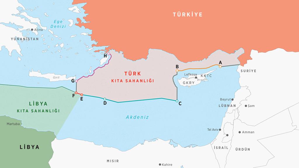 Perspektif: Türkiye-Libya Deniz Sınırı Antlaşması'nın Birleşmiş Milletler Tarafından Tescilinin Önemi