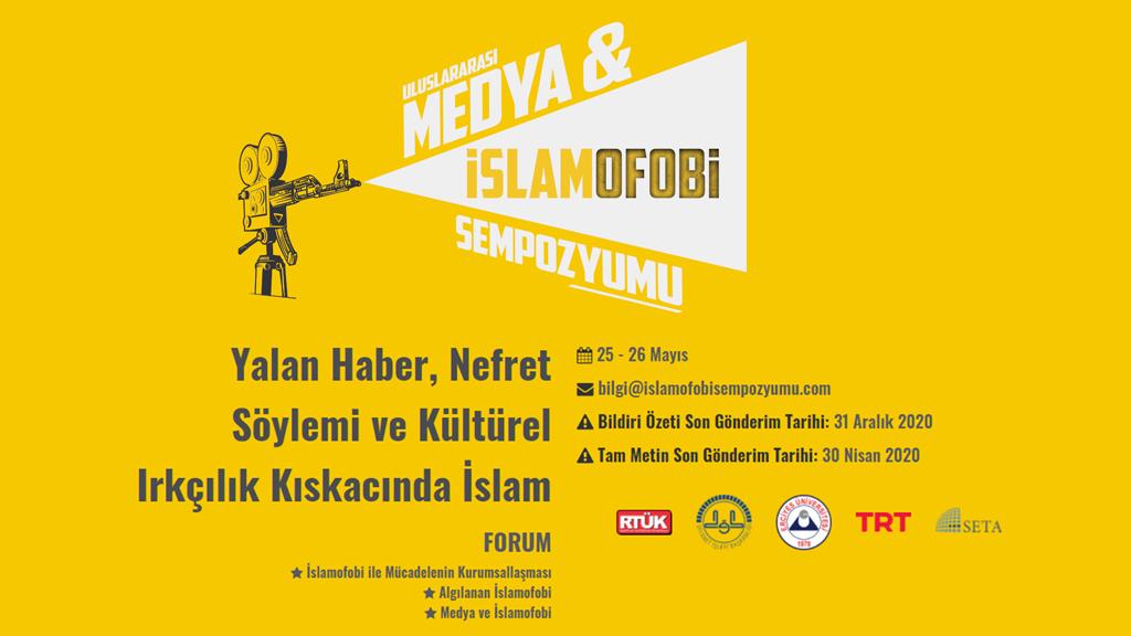Uluslararası Medya ve İslamofobi Sempozyumu