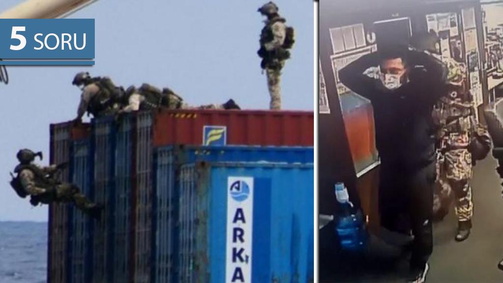 5 Soru: Türk Ticaret Gemisine Müdahale ve Uluslararası Hukuk