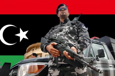 Libya Güvenlik Reformu