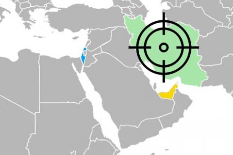 BAE-İsrail ve hedefte İran