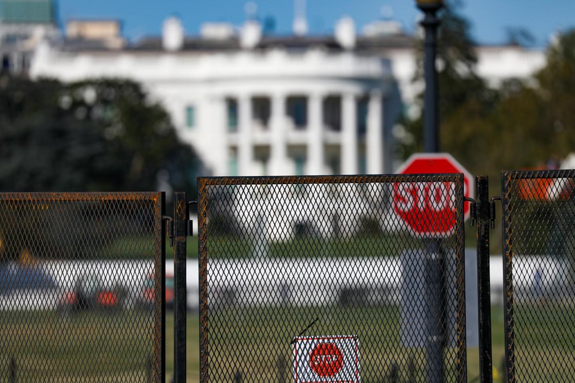 ABD'de seçim nedeniyle Beyaz Saray çevresinde olağanüstü güvenlik önlemleri alındı