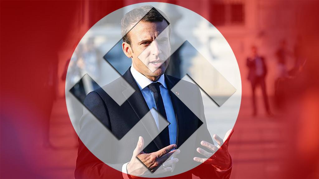 Macron'un Söylemi Kendini Değil Sağ Partileri Güçlendiriyor