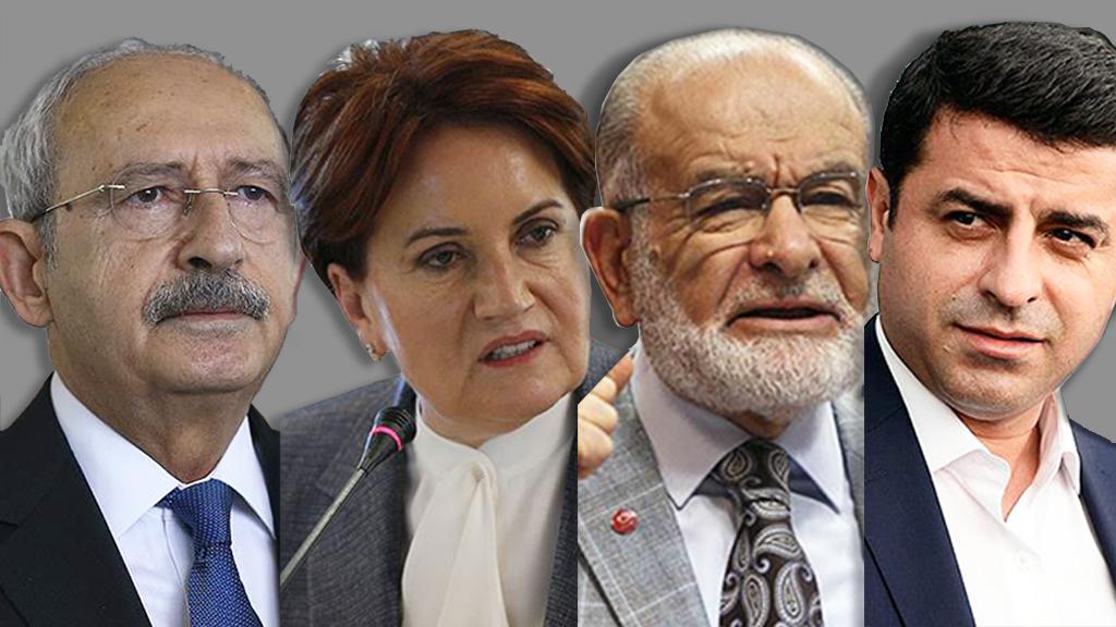 Millet İttifakı Anayasa Teklifi Skandalı