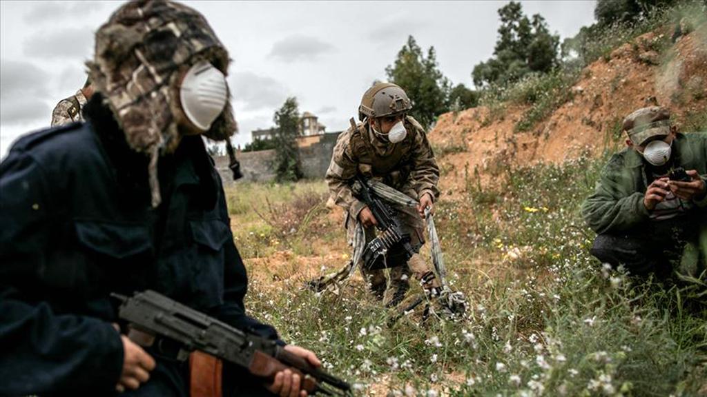 Libya: Zor Barış