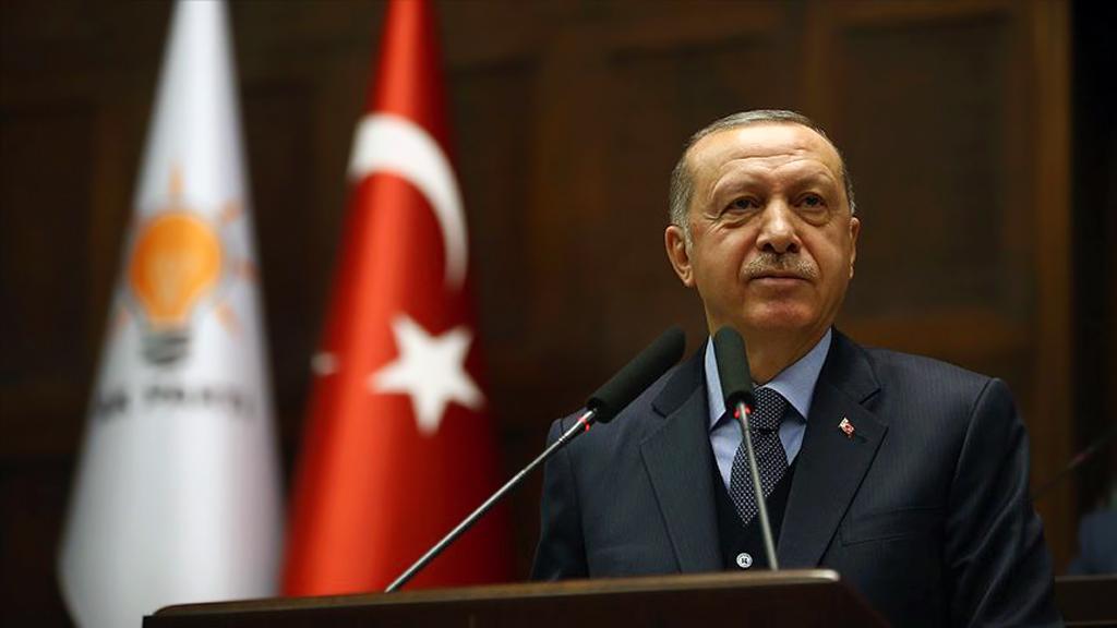 Cumhurbaşkanı Recep Tayyip Erdoğan (Foto: AA)