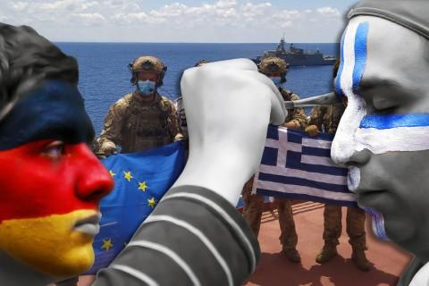 İrini Operasyonu | AB-Yunan-Alman Ortaklığı