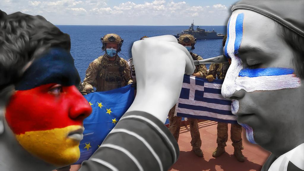Zirve Öncesi Türkiye-AB İlişkileri ve Türkiye'nin Irini'ye Cevabı