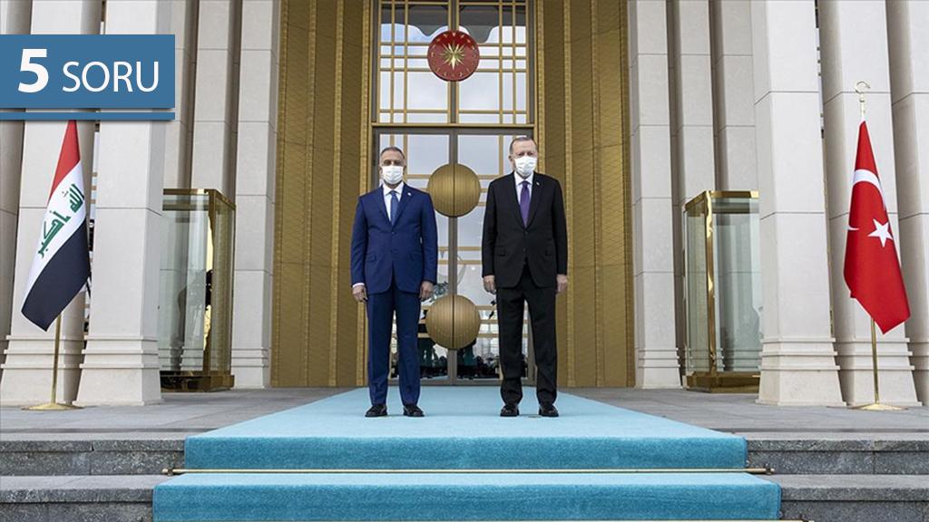 5 Soru: Irak Başbakanı Kazımi'nin Türkiye Ziyaretinin Anlamı