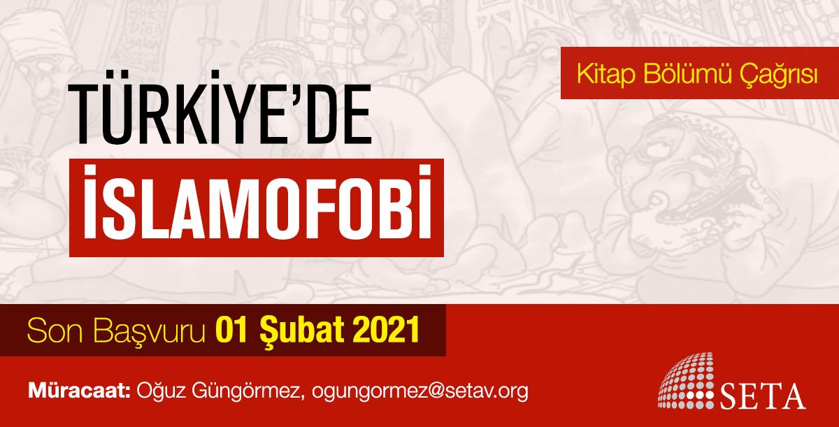 Kitap Bölümü Çağrısı: Türkiye'de İslamofobi