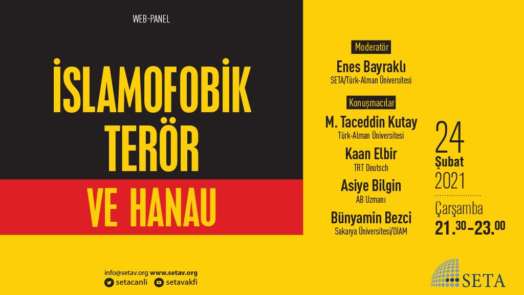 İslamofobik Terör ve Hanau