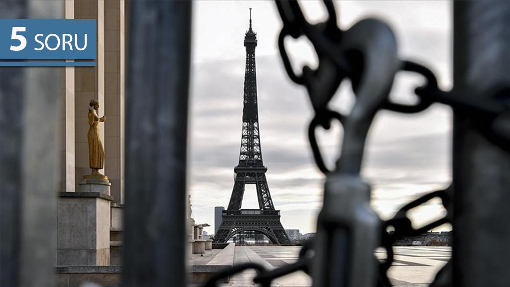 5 Soru: Fransa İslam Yasası