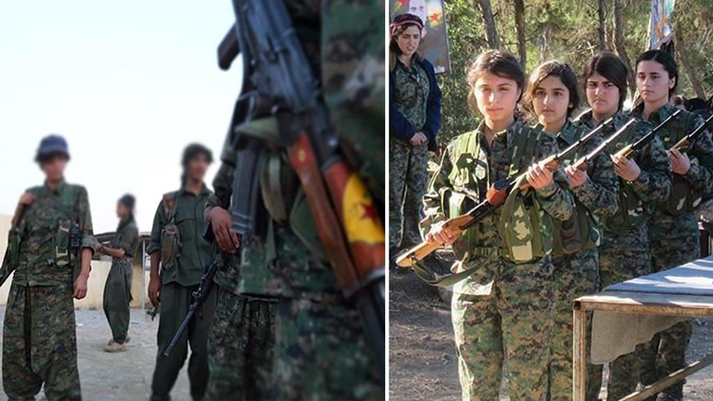 Terör Örgütü PKK/YPG Kadın Bedenini Propaganda Unsuru Olarak İstismar Ediyor